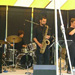 July 27, 2003 at Putnam County Veterans Memorial Park in Kent , New York. Gary Wofsey Quintet.